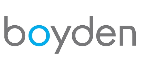 Boyden Announces Key Changes in UK