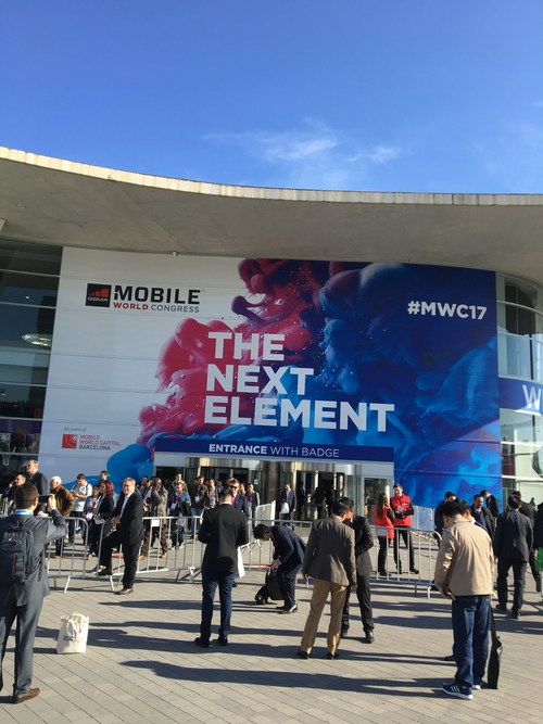 MWC'17: The next element? Still not sure what that is…