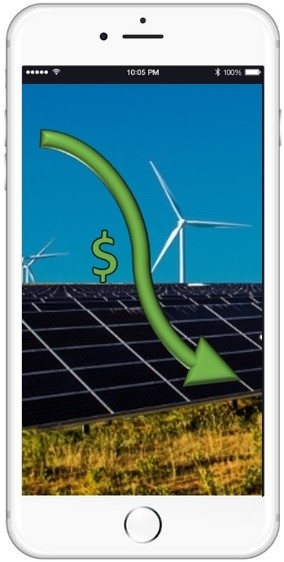 Strong Insight into the Renewed Economic Viability of Renewable Energy