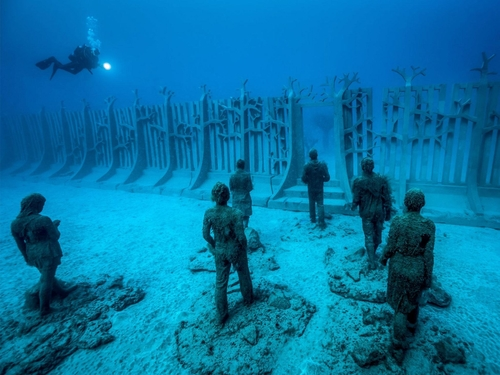 Underwater Museum Tops My Bucket List