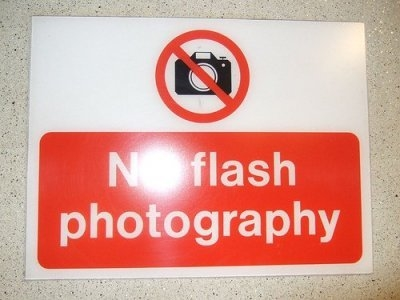 Click. Flash.