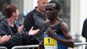 The sub 2 hour marathon attempt