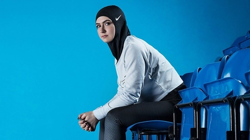 Nike's sporting hijab - 'But is it cute enough?'
