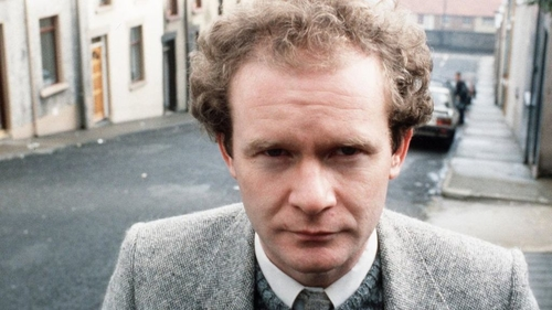 Martin McGuinness: In pictures - The need for 'inclusion' in key decision making