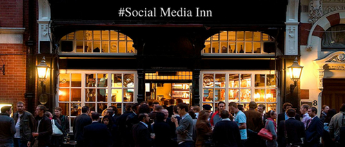 Theo's view of #social... and we don't mean a pint down the pub...