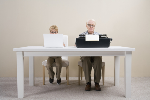 What do older workers value about work?