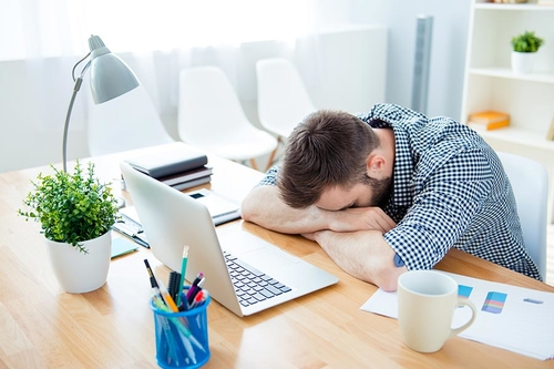 Why you should let your staff nap this afternoon