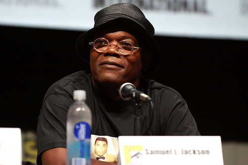 Don't be a Robot, be Samuel L Jackson (Sort of)