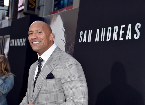 5 Ways Dwayne Johnson Rocks #Branding and #SocialMedia