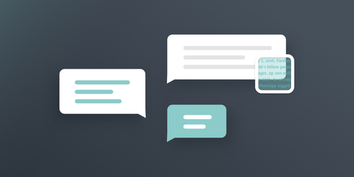The rise of the conversational interface