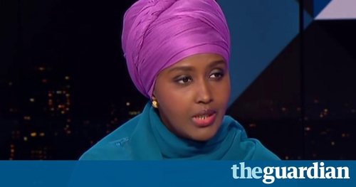 'We are here, we are not negotiating for space, we are not going anywhere' - Fadumo Dayib