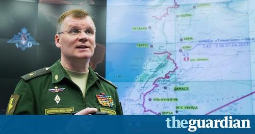 Russia Kicking its Heels?