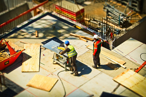 UK Construction firms increasingly 'tempting' for overseas buyers.
