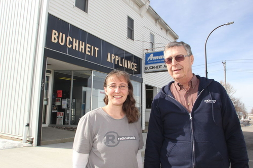 Buchheit Appliance Is Sold