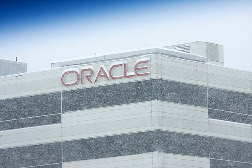 Record number of oracle patches