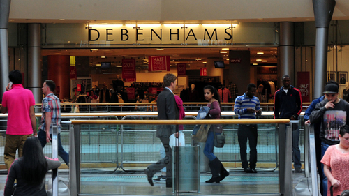 26,000 Debenhams flower customers hit in cyberattack