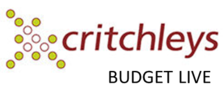 Critchleys BUDGET LIVE