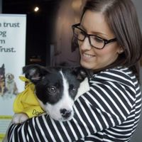 Hannah Baker, Press Officer, Dogs Trust