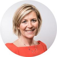 Una McGuinness, Global Managing Director, Aspire