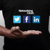 Networking  Clout - Helping Business Professionals Grow Their Social Media Influence, Networking Clout