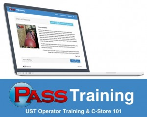 PASS Training - UST Operator Training