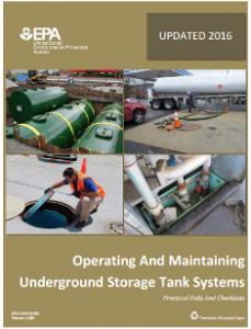 Operating and Maintaining Underground Storage Tank Systems