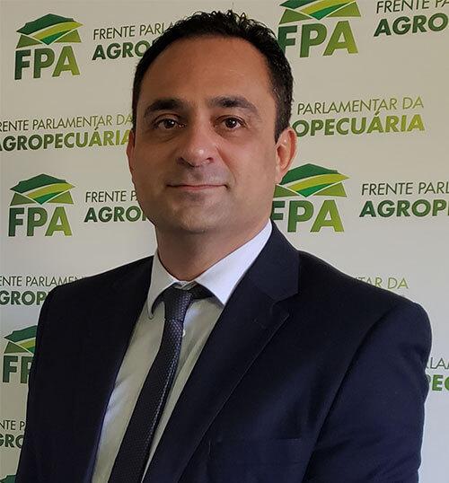 Geraldo Borges, Presidente - Abraleite