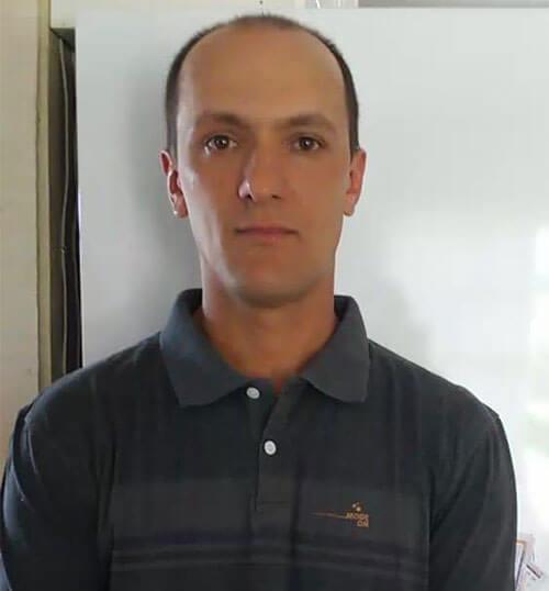 Márcio Orso, Produtor de Leite