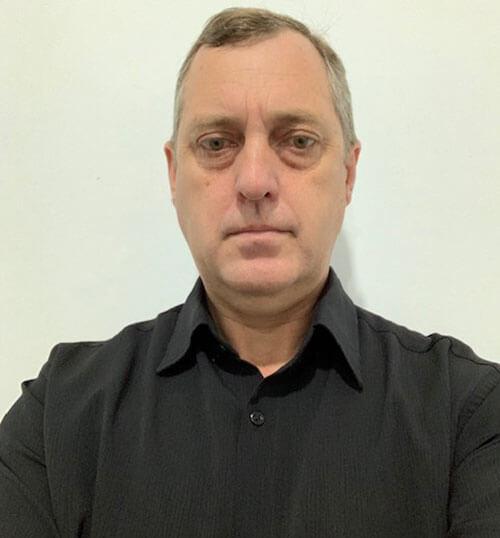 Mikael Neumann, Professor - Unicentro-PR