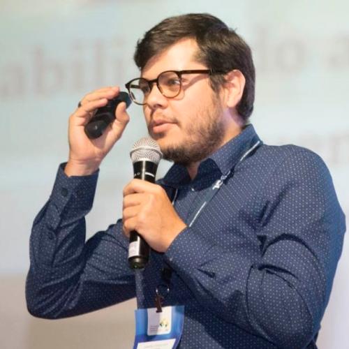 Leandro Ebert, Engenheiro Agrônomo na Emater/RS