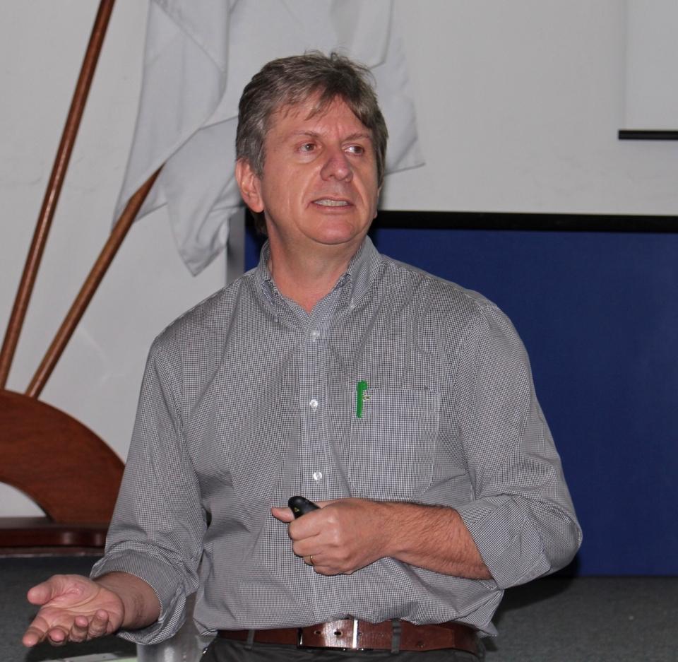 Rene Machado, Diretor de Compra de Leite na Nestlé