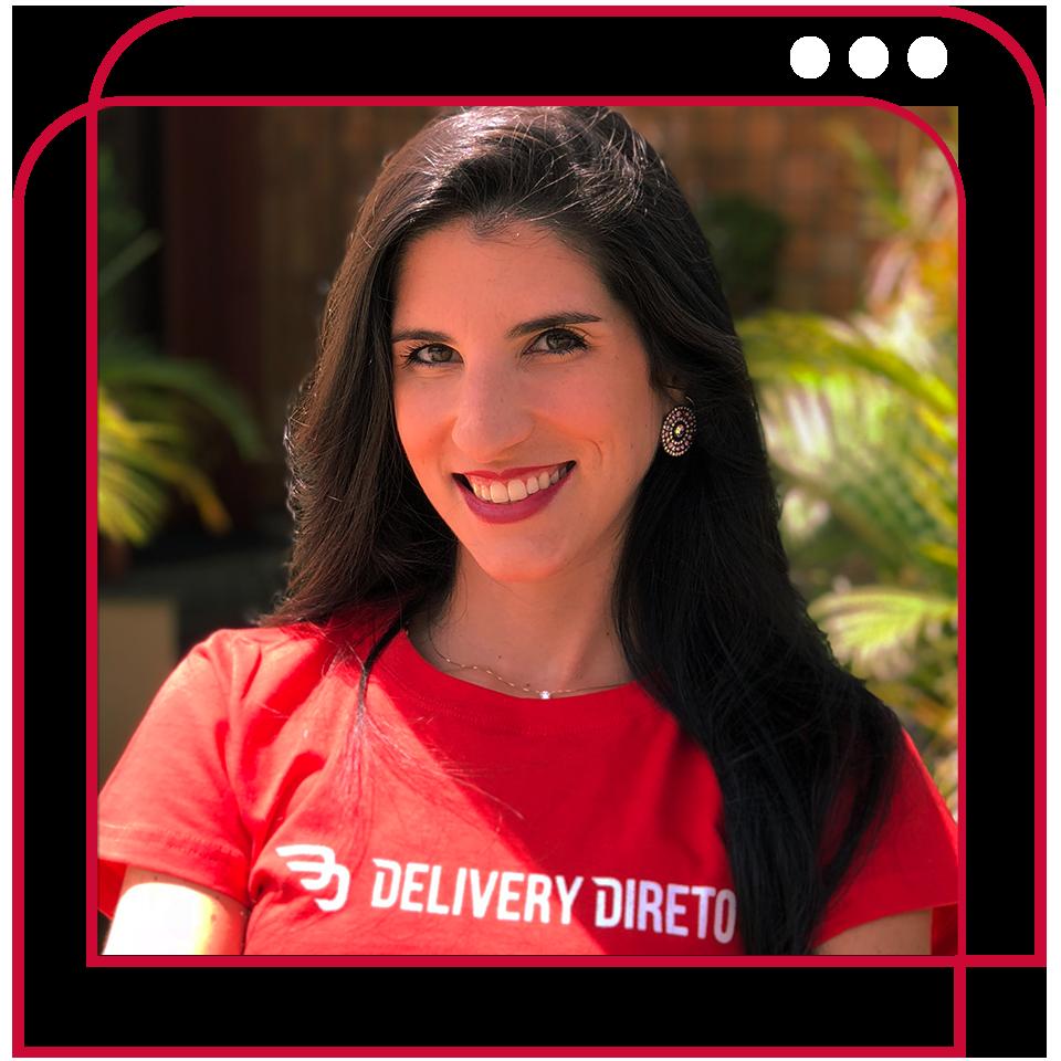 Juliana Manzato Cicereli - Delivery Direto