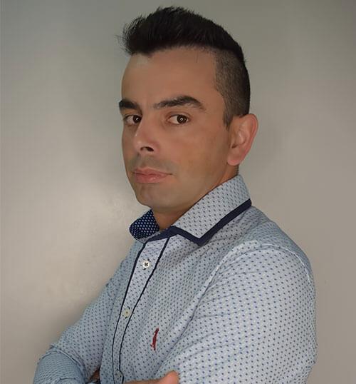 Fabrício Nascimento, Produtor de Leite em Jóia/RS