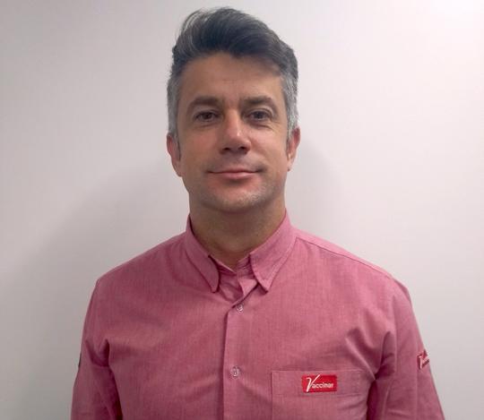 Fabiano Lopes Bueno, Gerente de Nutrição Ruminantes na Vaccinar