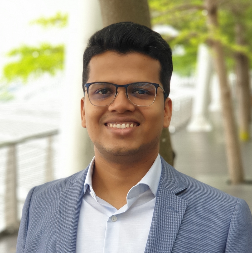 Somsubhra Gan Choudhuri, Co-Founder & CEO at Ai Palette