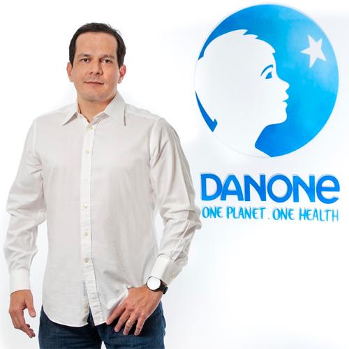 Mario Rezende, Diretor de Compras da Danone