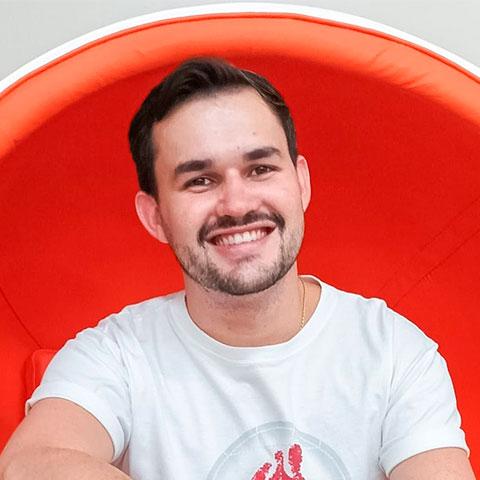 Thiago Silva Borges, Arquiteto de Soluções da TOTVS