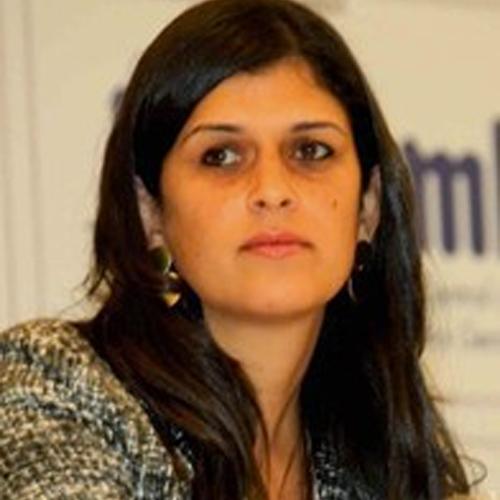Kennya Siqueira, pesquisadora na Embrapa Gado de Leite