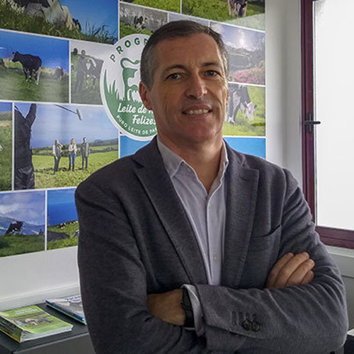 Eduardo Vasconcelos, Diretor de Compras da Bel Fromageries