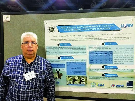 Adriano Rangel - pesquisador na Universidade Federal do Rio Grande do Norte