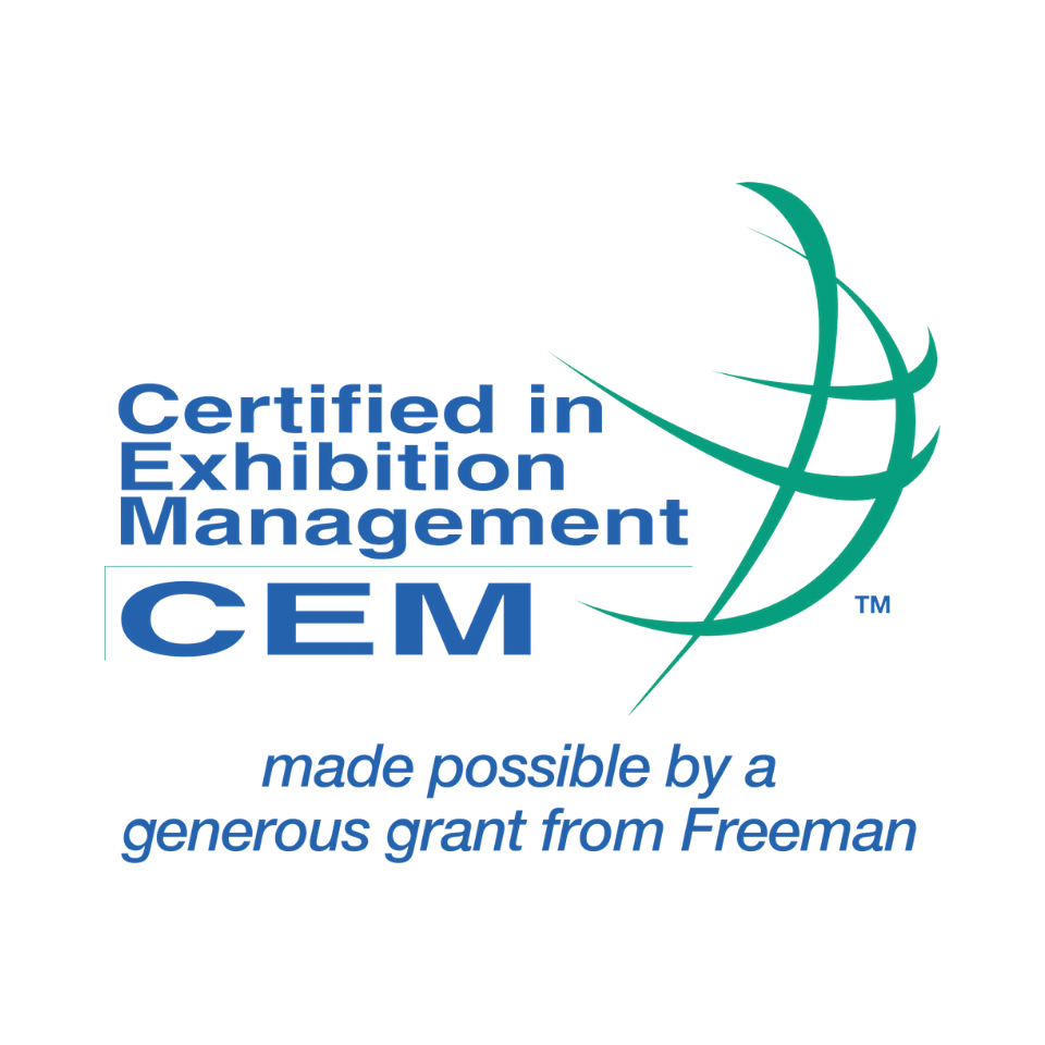 CEM - The Certified in Exhibition Management™