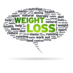 Spiritual Weight Loss