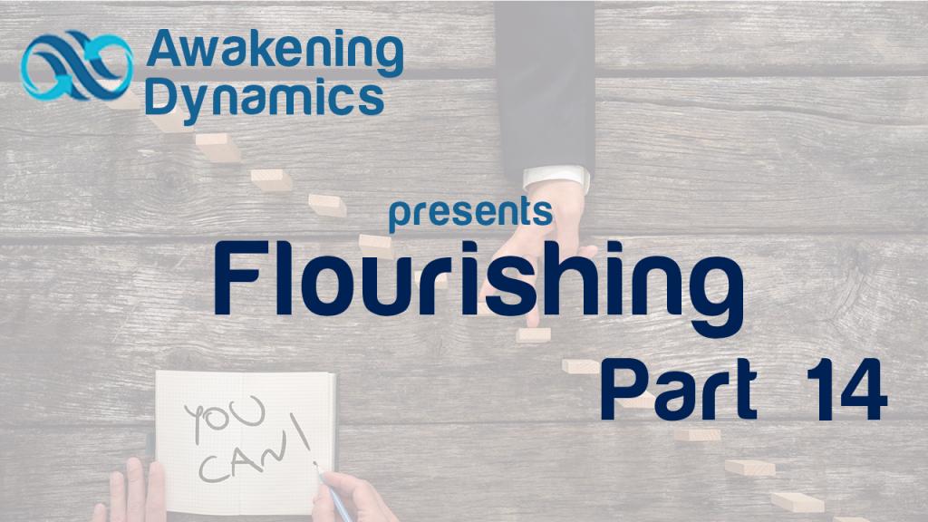 Flourishing Day 14