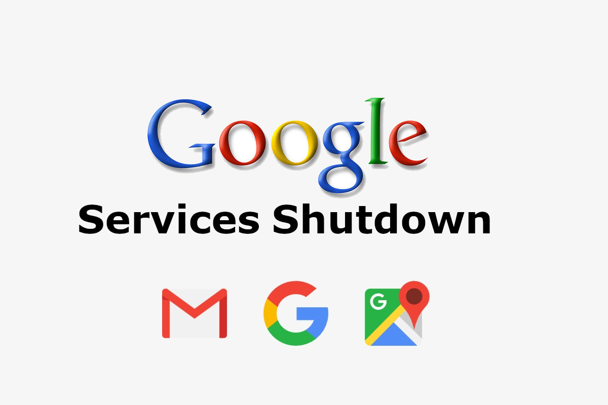 Why Google Services Shutdown- Gmail, YouTube & Docs Outage?