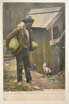 Image of Dis Am De Wust Perdickermunt Ob Mah Life - Postcard, Postcard series No. 1098, 'Dixie Land'. Raphael Tuck & Sons Publishers