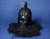 Image of helmet mask of Bundu Society