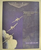 Image of 70 Years of Aviation Excellence 1941-2011: Tuskegee Army Flying School Commemorative Journal - Commemorative Journal honoring the 70th  anniversary of the Tuskegee Airman experience