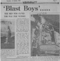 Image of Blast Boys news article