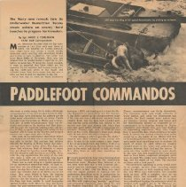 Image of Paddlefoot Commandos