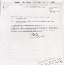 Image of Letter from F.R. Kaine